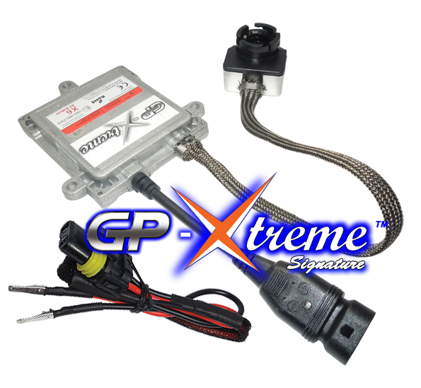 Slimline Ballast Wiring Diagram: GP Xtreme D2S D2R Slim HID Ballast Replacement For Lexus